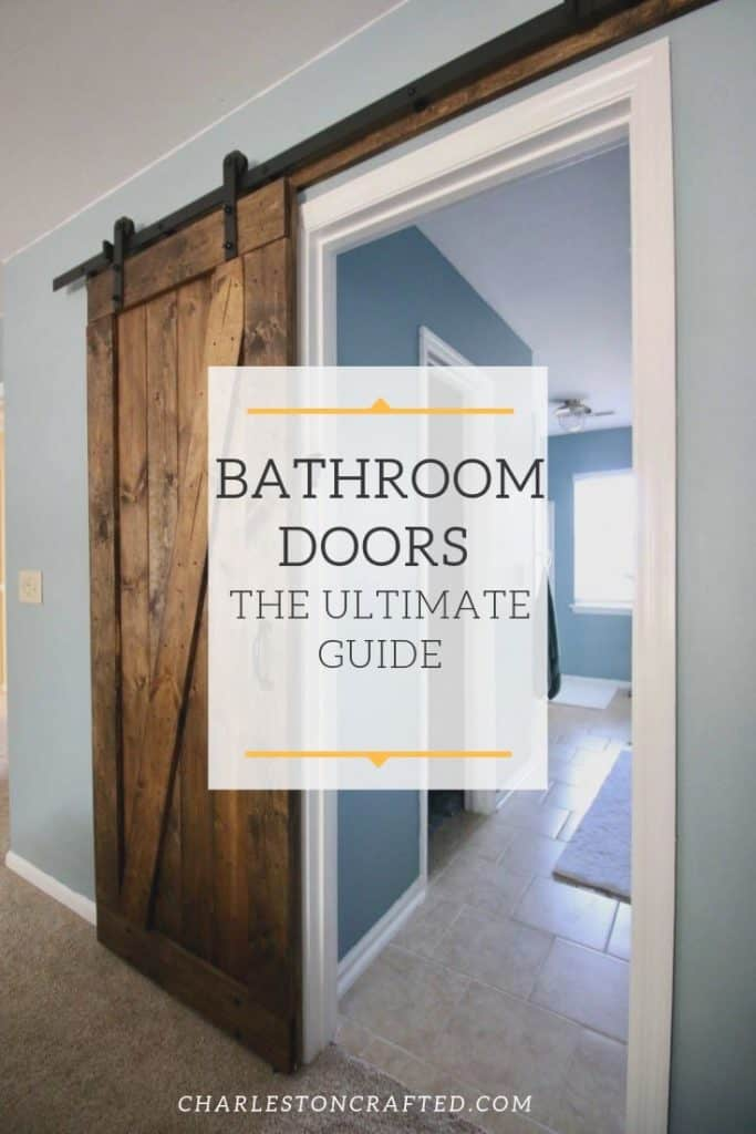 Bathroom doors the ultimate guide