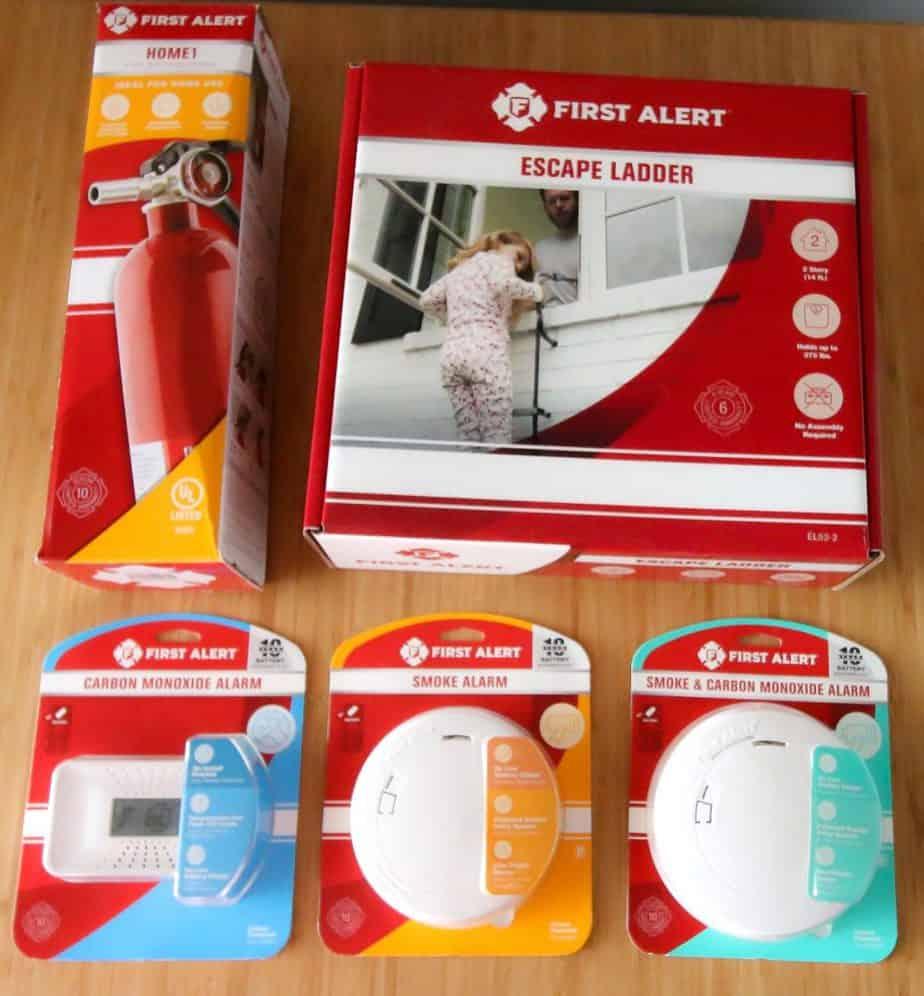 first alert emergency preparedness
