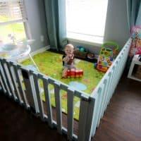 How to Build a DIY Baby Playpen