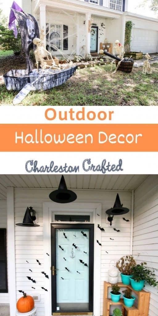 27+ Best Outdoor Halloween Decoration Ideas
