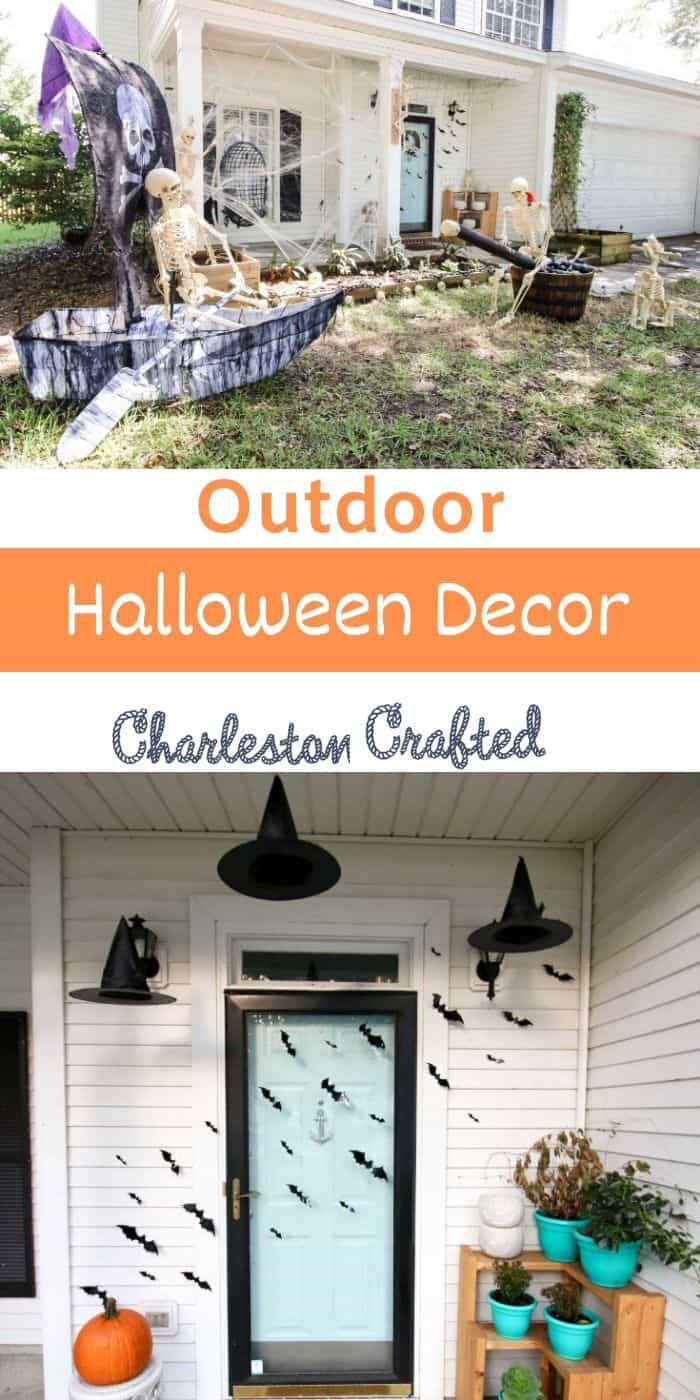 27+ Best Outdoor Halloween Decoration Ideas