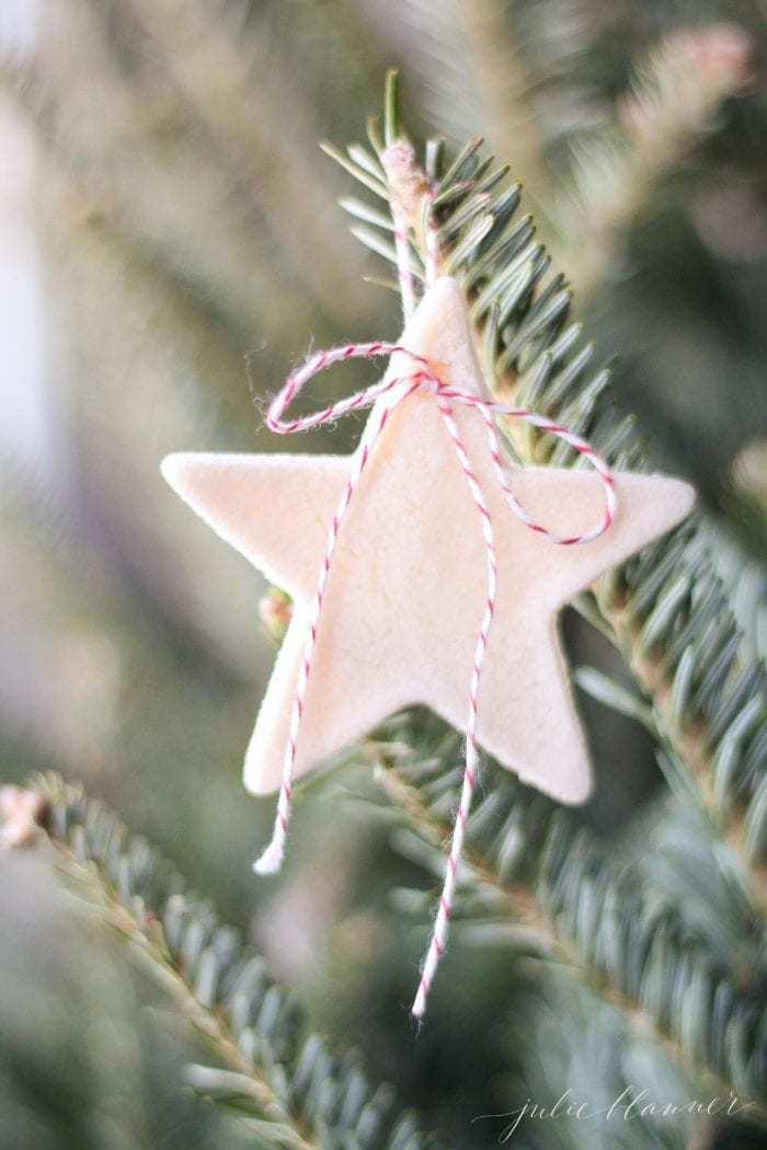 Salt Dough Ornaments (Salt Dough Ornament Recipe)