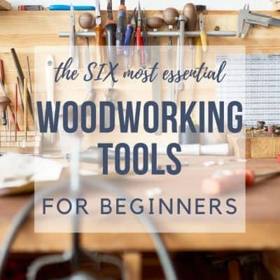 10 Most ESSENTIAL Woodworking Tools for Beginners – FREE PDF!