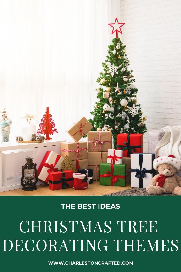The BEST Christmas Tree Theme Decorating Ideas