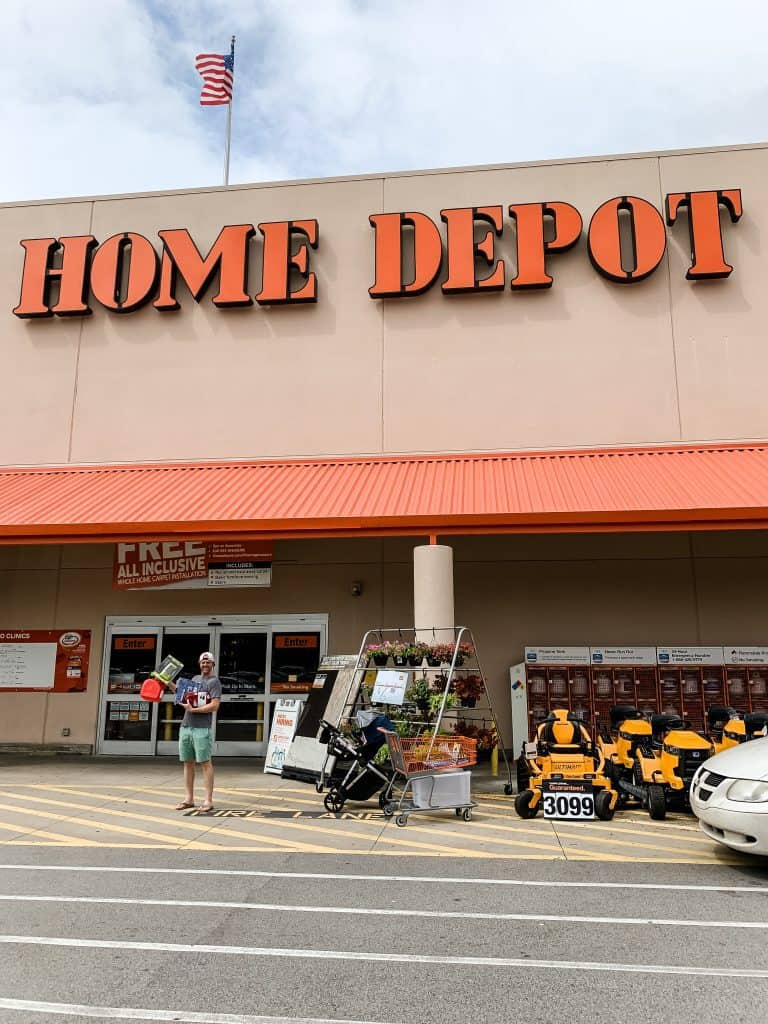 Shop for your hurricane prep kit at the Home Depot