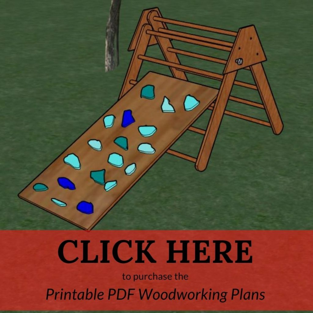 CLICK HERE to purchase the Printable PDF Woodworking Plans