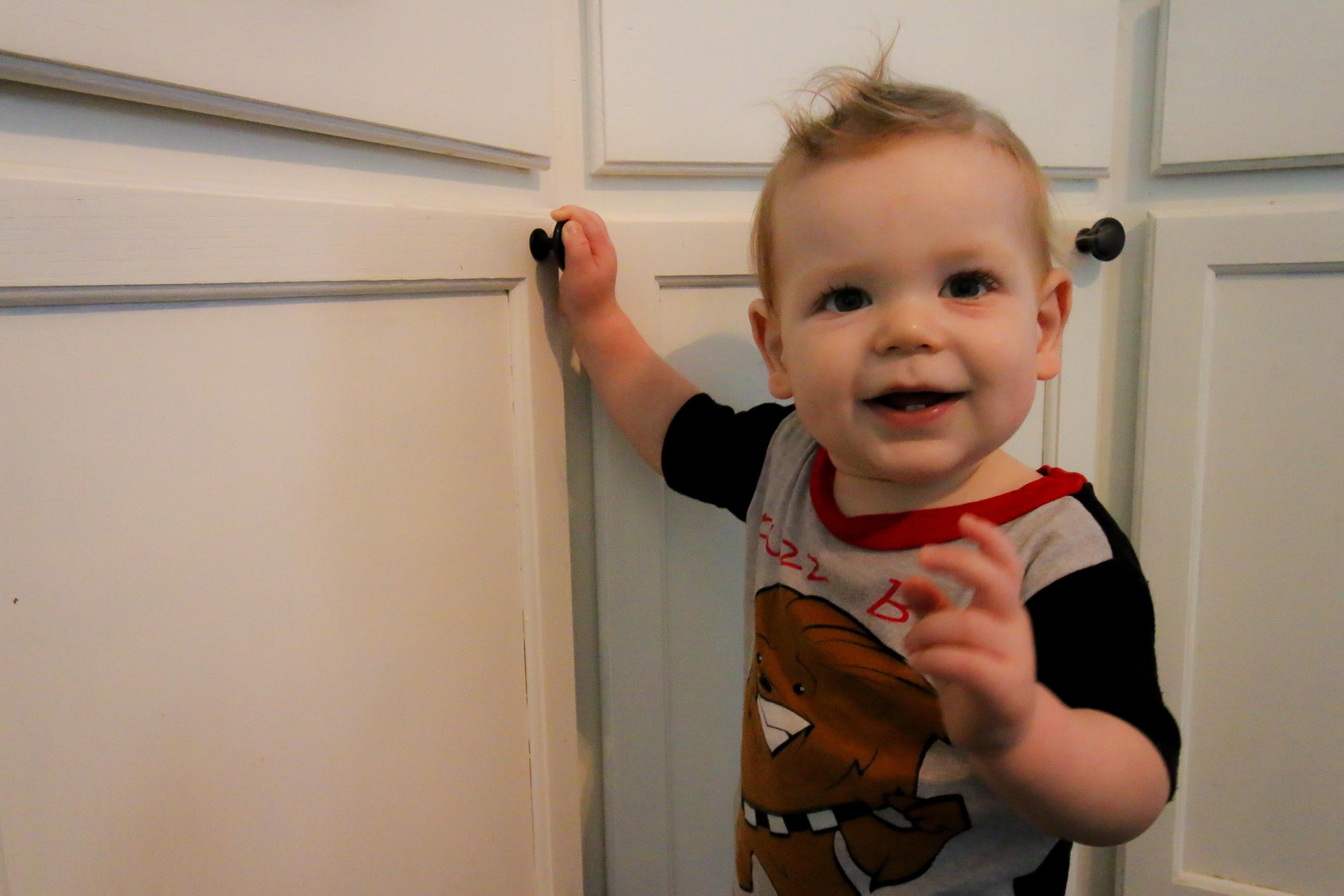 Eco Baby Locks Installed