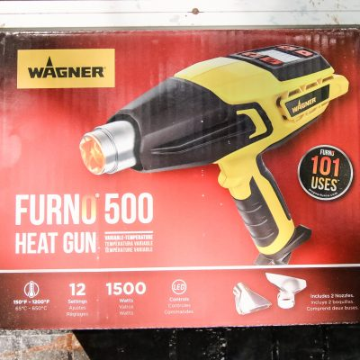 Wagner FURNO 500 Review