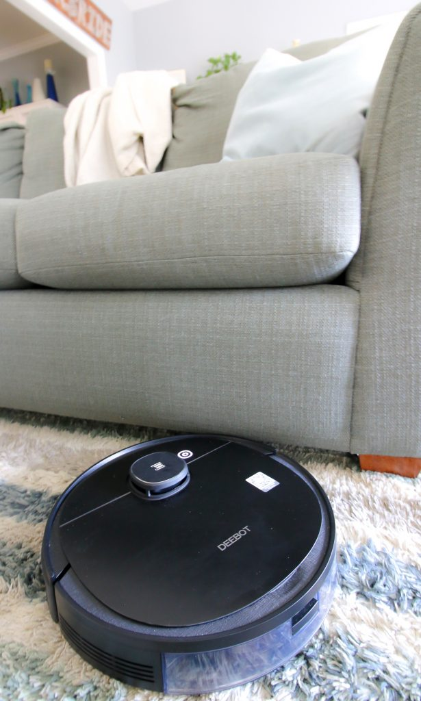 DEEBOT OZMO 950 Robot Vacuum Review