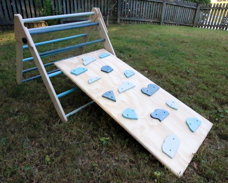 How to Build a DIY Pikler Triangle