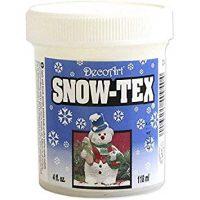 DecoArt Snow-Tex Paint
