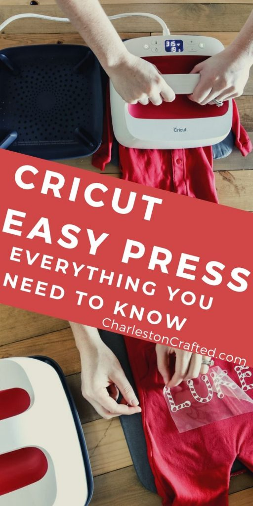 Cricut EasyPress - everything you need to know