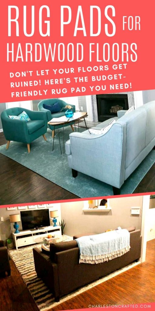 How to shop for the right rug pad for your area rug