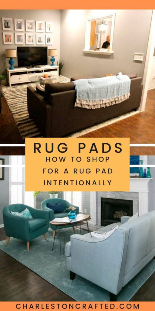 How to shop for a rug pad intentionally