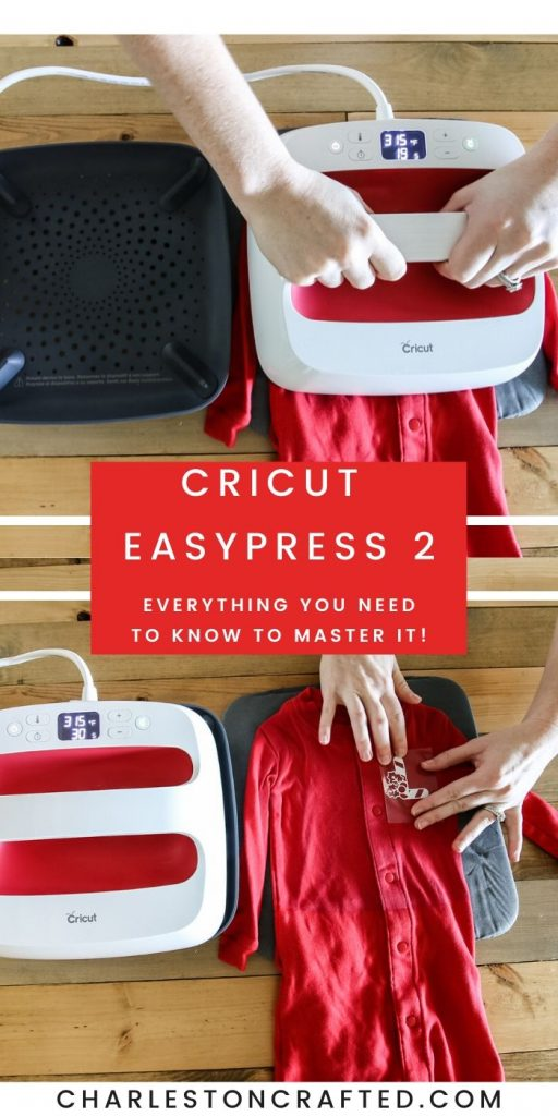 Cricut EasyPress 2 - everything you need to know to master it