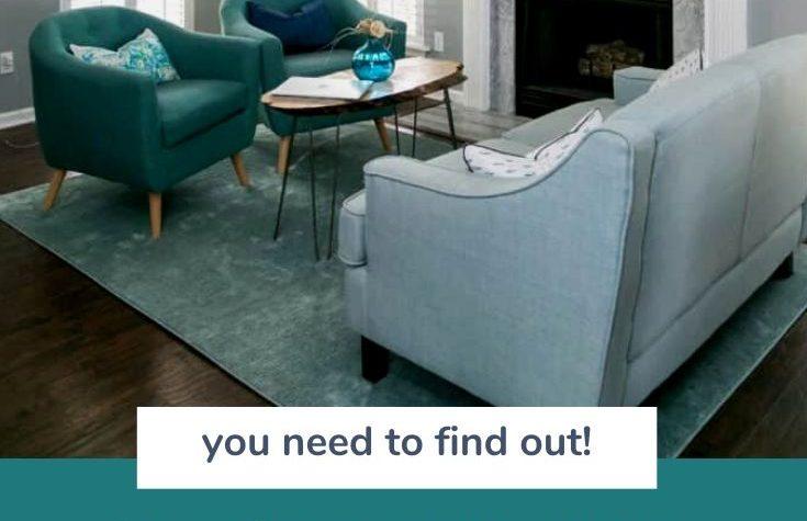 can rug pads damage hardwood floors?