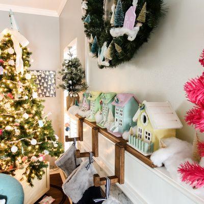 Our 2019 Christmas Decor Home Tour
