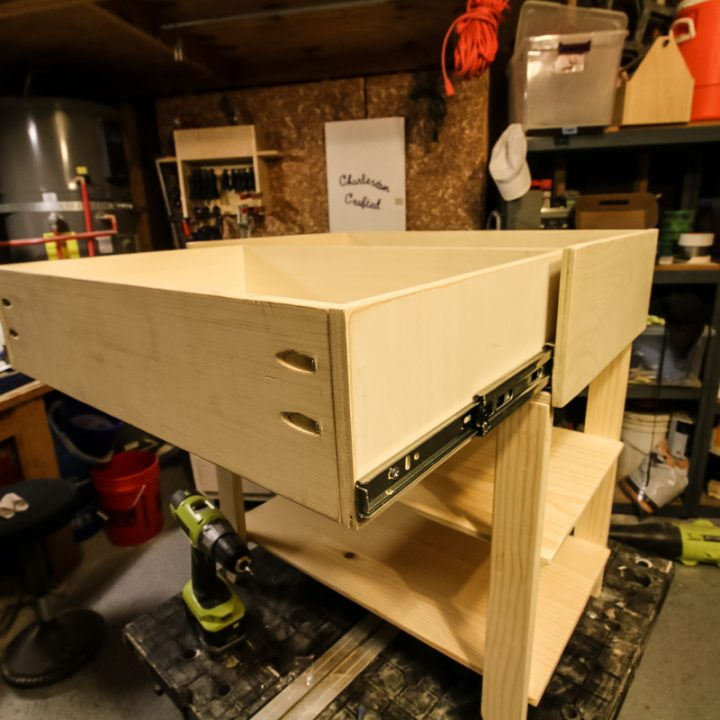 Easiest Way to Install Drawer Slides