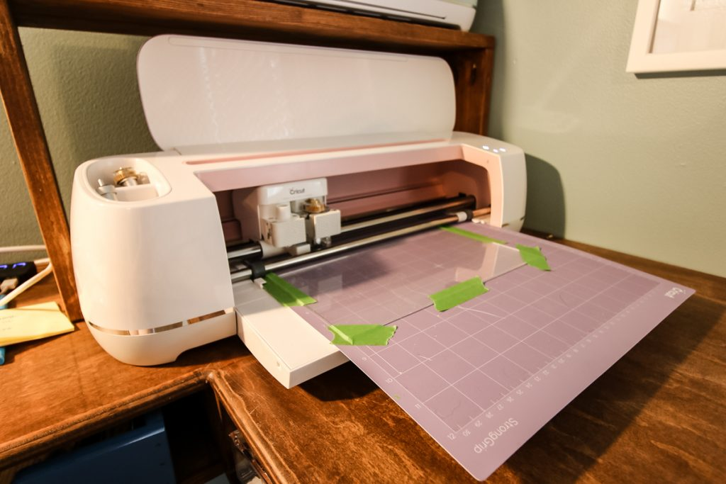 cricut engraving blade