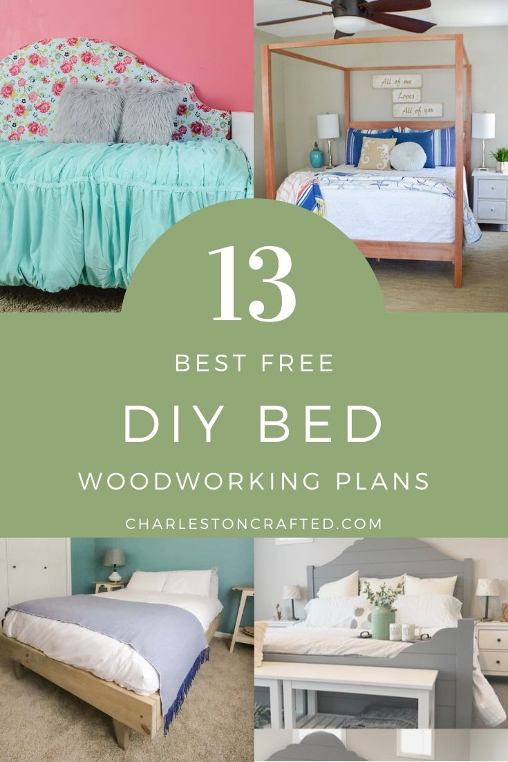 The 13 Best Free DIY Bed Plans