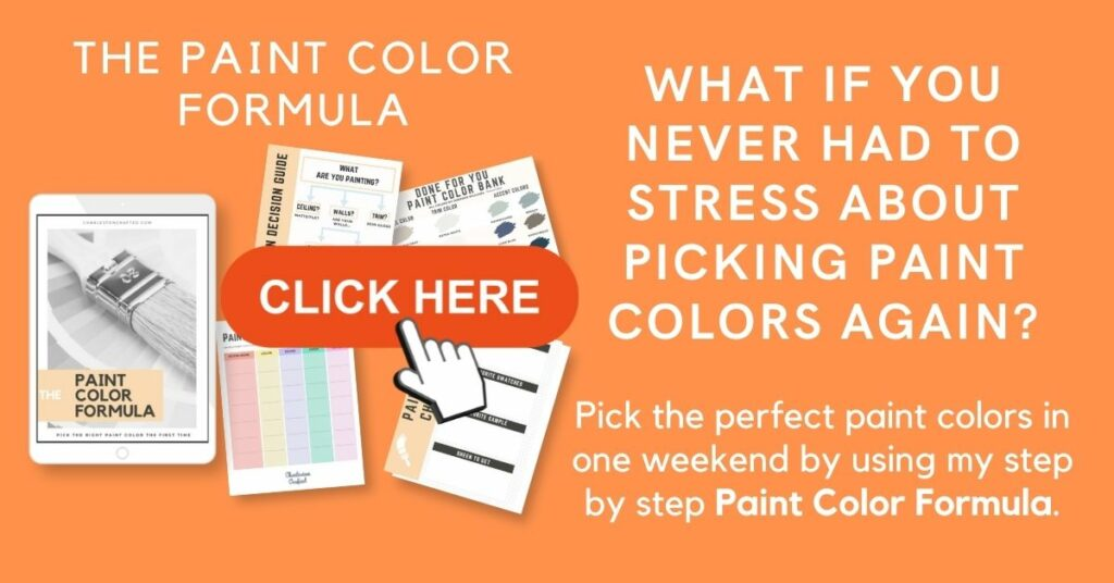 the paint color formula ad click here