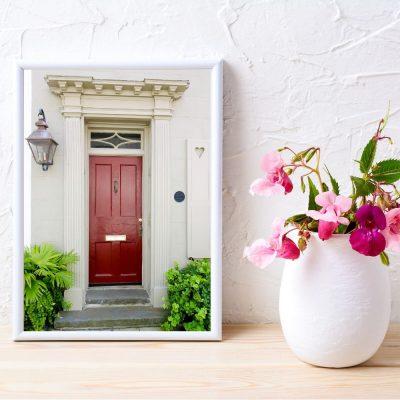 The Beautiful Doors of Historical Charleston, South Carolina