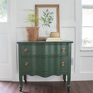 Painted Dresser - Vintage Upcycle