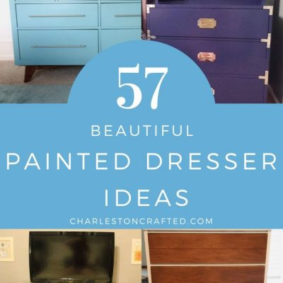 57 Painted Dresser Ideas