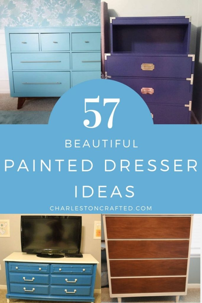 57 painted dresser ideas