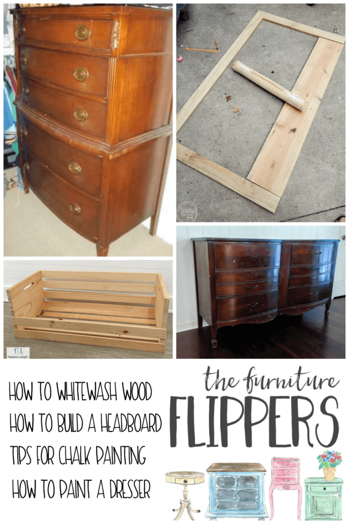 How to paint a dresser that will last