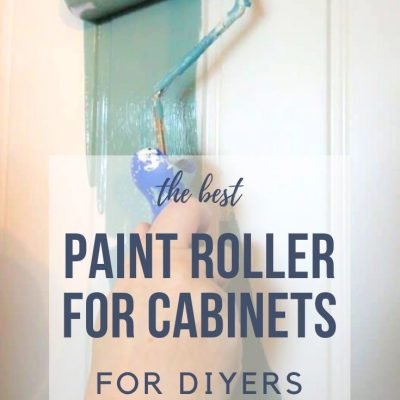 the best paint rollers for cabinets