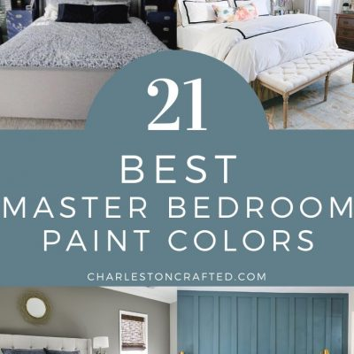 The 21 best paint colors for master bedrooms