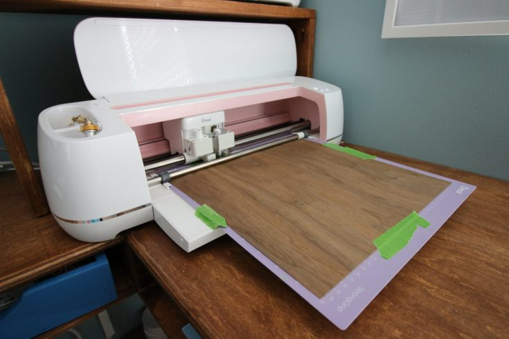 How to cut wood with a Cricut Maker