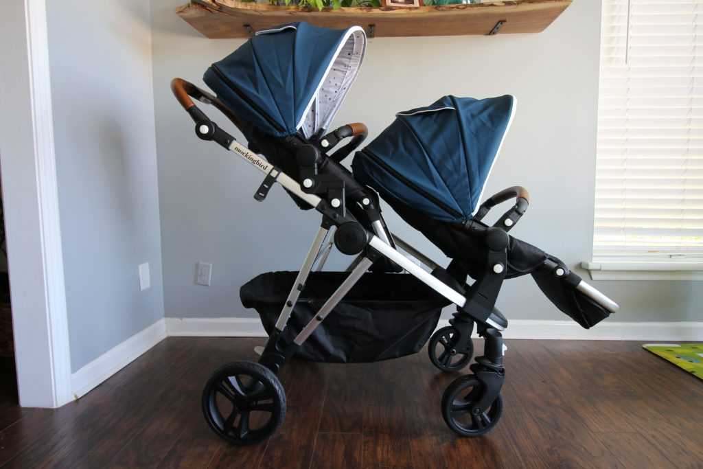 Mockingbird single-to-double stroller review