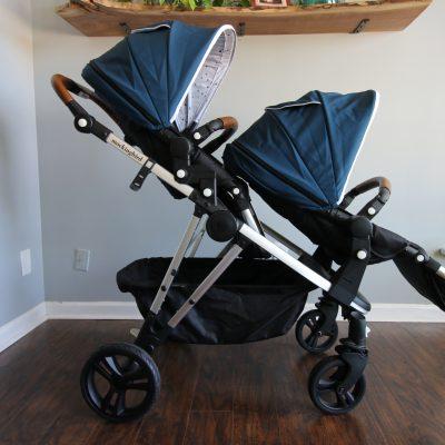 Mockingbird Double Stroller Review