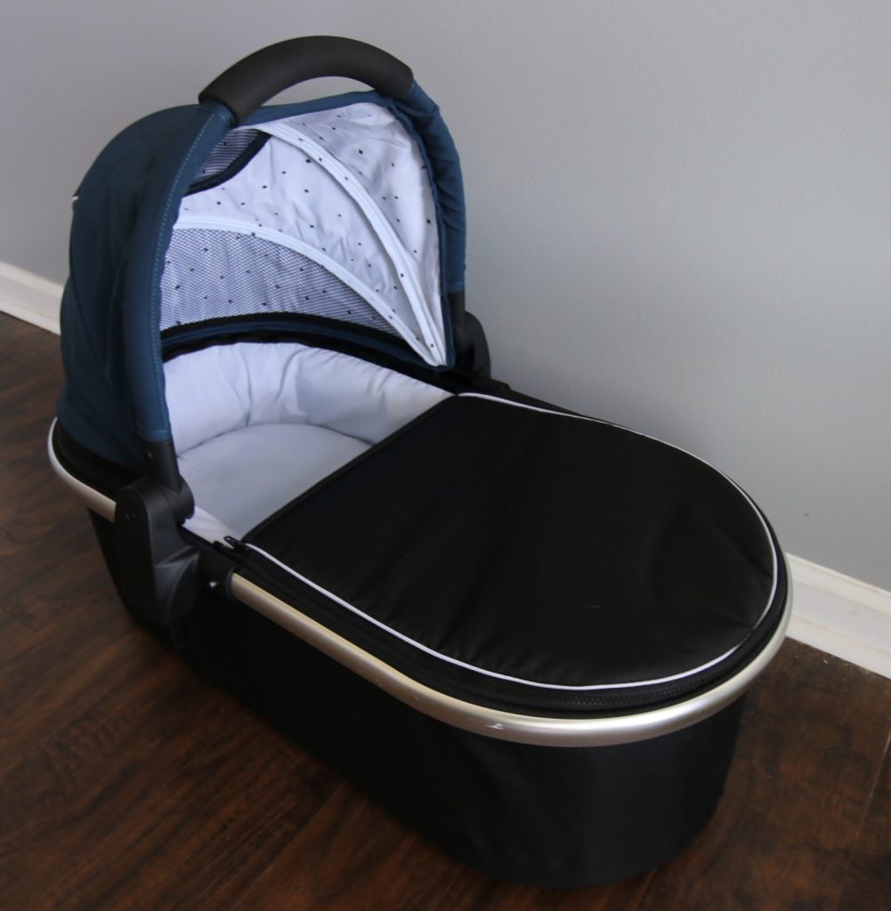 mockingbird stroller carriage bassinet
