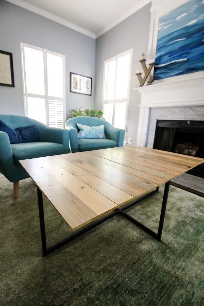 How to use a Kreg Jig to make a tabletop - Charleston Crafted