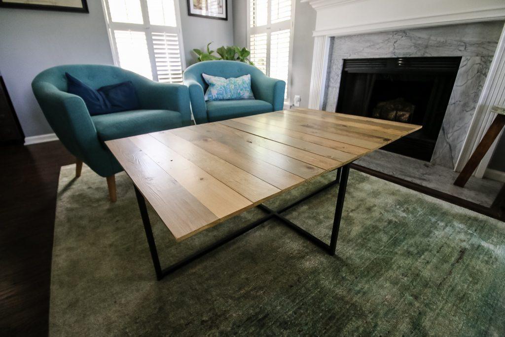 Rustic tabletop