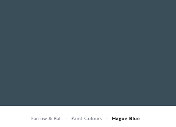 Hague Blue - Farrow & Ball (No. 30)