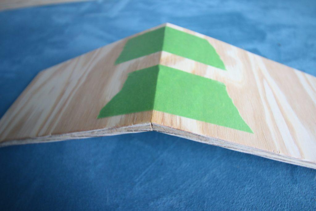 Construction de toit de grange en bois