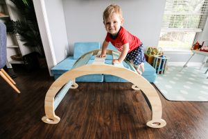 DIY Pikler Climbing Arch – with printable PDF plans!