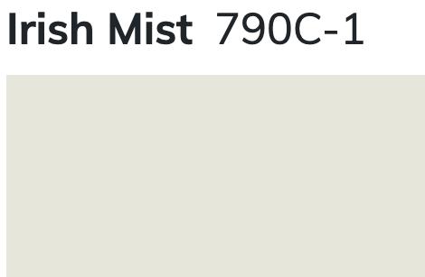 Irish Mist by Behr (790C-1)