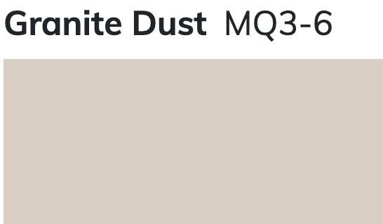 Granite Dust by Behr (MQ3-6)