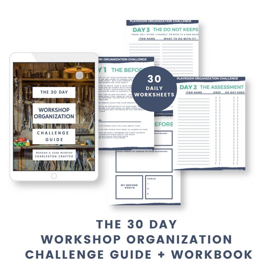 Workshop Organization 30 Day Challenge + Workbook