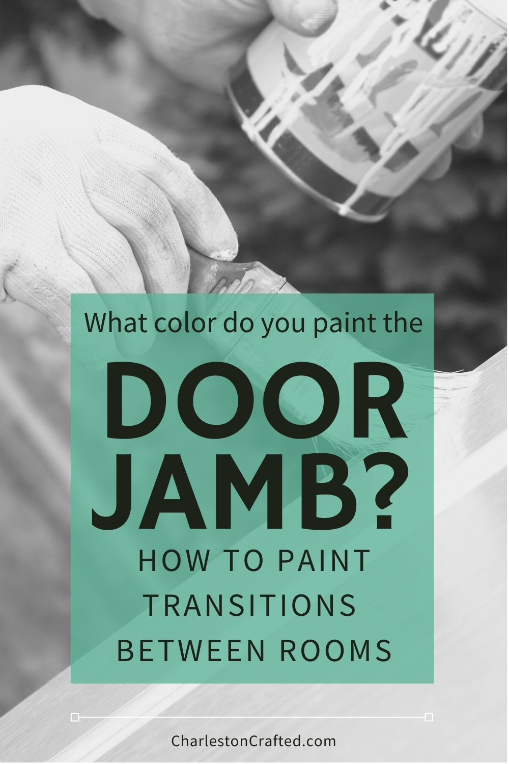 what color do you paint the door jamb_