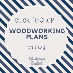 click to shop woodworking plans on etsy