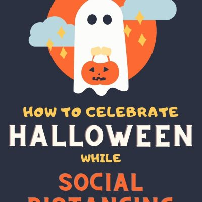 Ways to celebrate Halloween while social distancing
