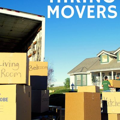 8 Simple Ways to Save Money when Hiring Movers
