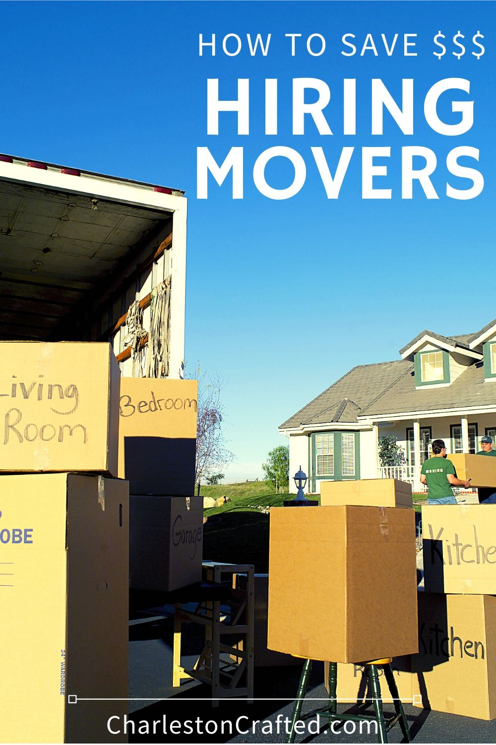 how to save money hiring movers