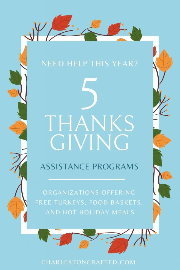 5 thanksgiving assistance programs